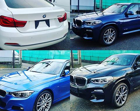 BMW コーティング・フィルム施工